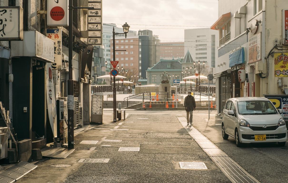 Nhật Bản - thiên đường của nhiếp ảnh đường phố Ảnh 15