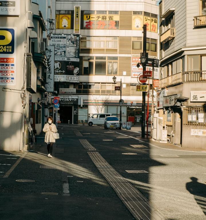 Nhật Bản - thiên đường của nhiếp ảnh đường phố Ảnh 20