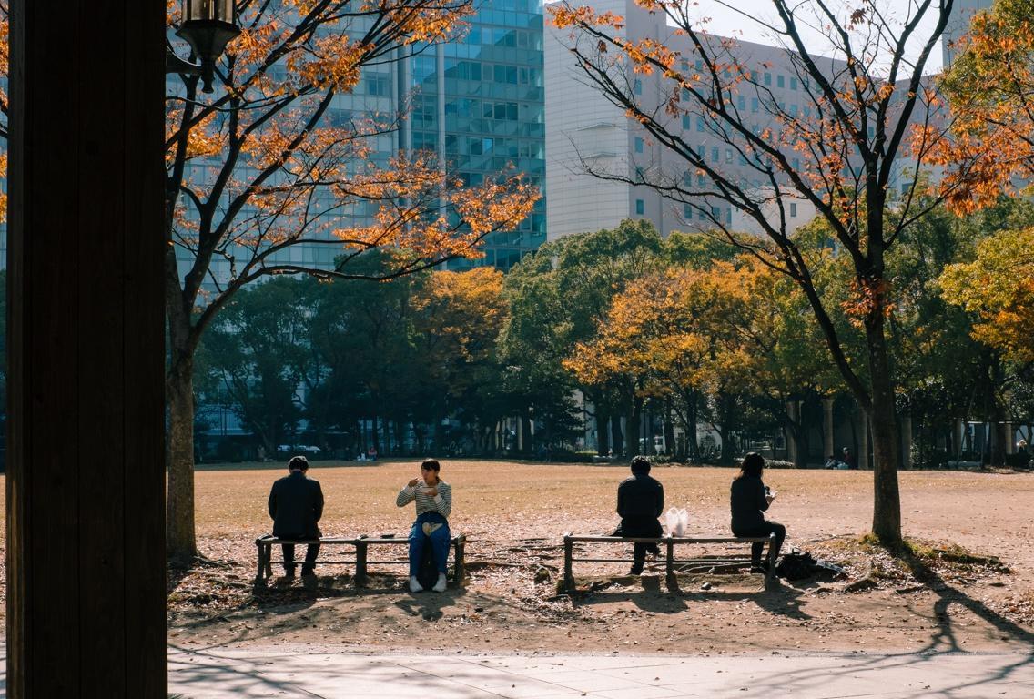 Nhật Bản - thiên đường của nhiếp ảnh đường phố Ảnh 24