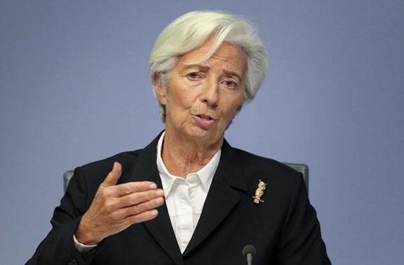 Chủ tịch ECB cảnh báo virus corona lây lan gây bất ổn kinh tế toàn cầu Ảnh 1