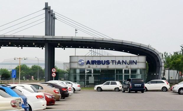 Airbus đóng cửa nhà máy ở Trung Quốc do lo ngại virus corona Ảnh 1