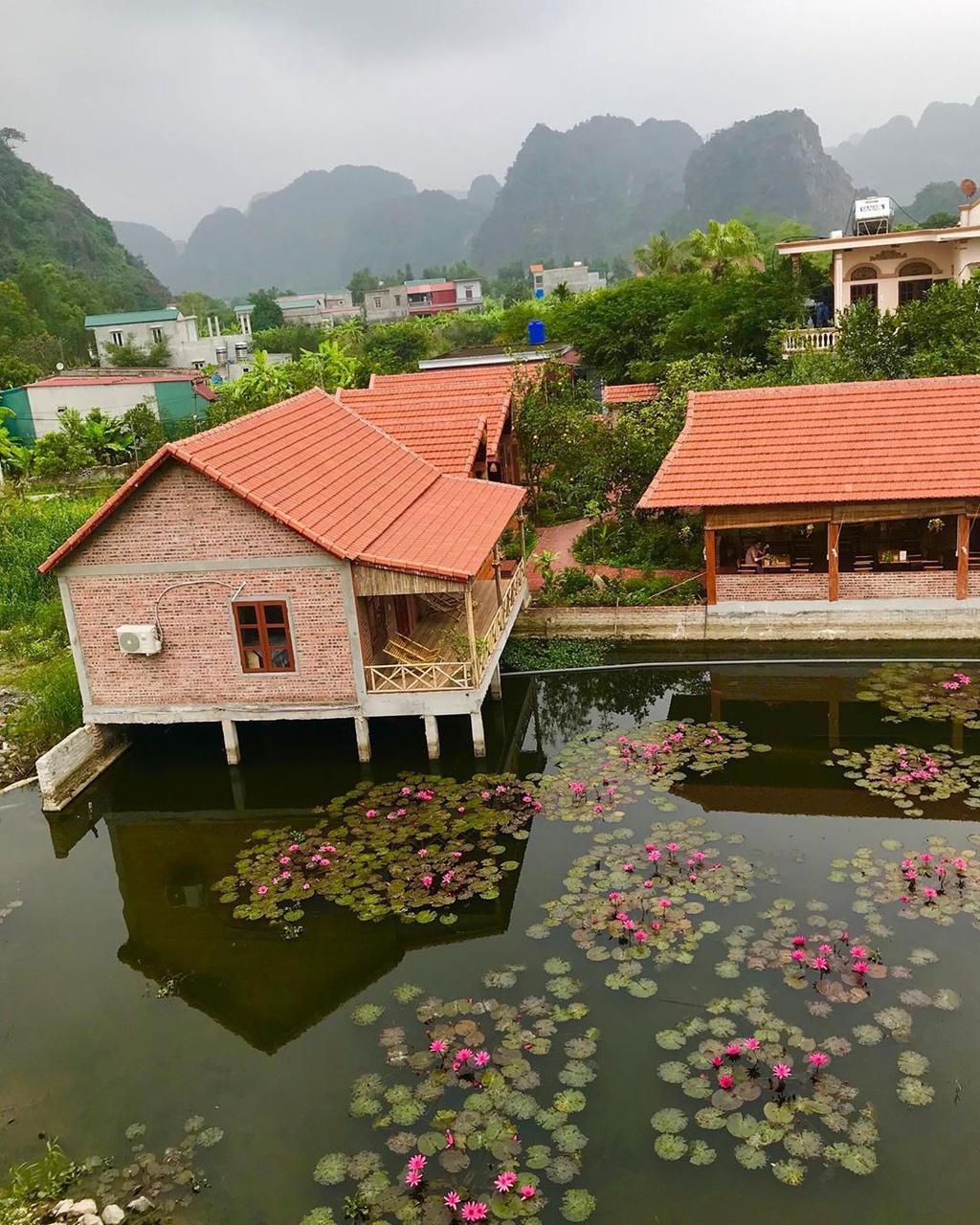 6 homestay view tựa núi ngắm sông ở Ninh Bình Ảnh 11