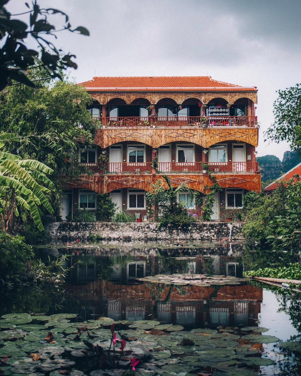6 homestay view tựa núi ngắm sông ở Ninh Bình Ảnh 9