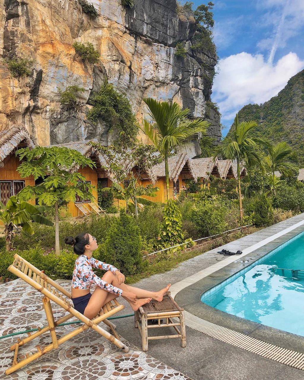 6 homestay view tựa núi ngắm sông ở Ninh Bình Ảnh 3