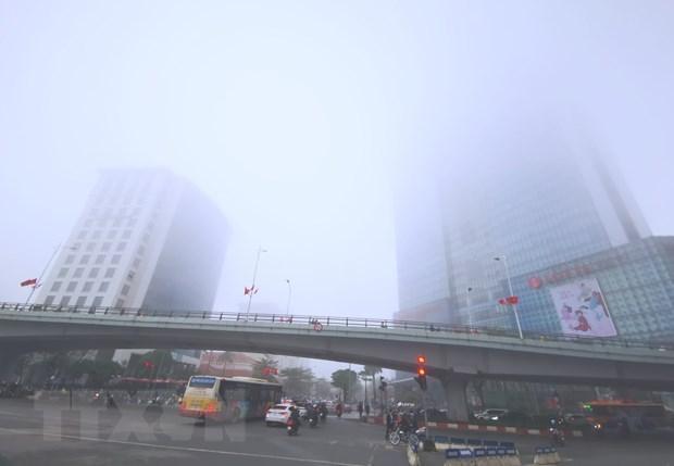 Hà Nội và khu vực Bắc Bộ tiếp tục mưa rét trong tuần tới Ảnh 1
