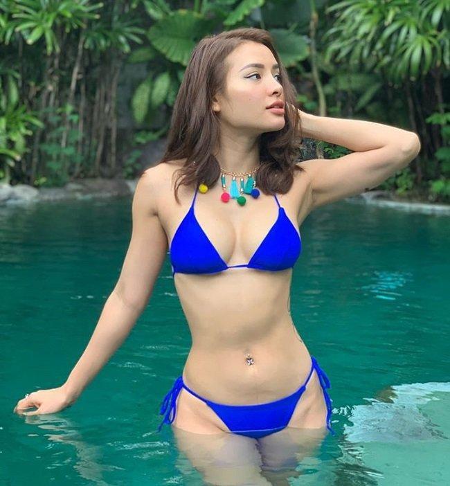 Chi Pu, Phương Trinh Jolie, Bảo Anh châm ngòi cho trào lưu bikini tí hon, ai nhìn cũng tò mò tột độ Ảnh 4
