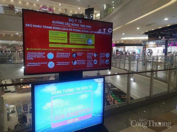 Nhiều điểm vui chơi, mua sắm ở Sài Gòn vắng vẻ vì dịch corona Ảnh 11