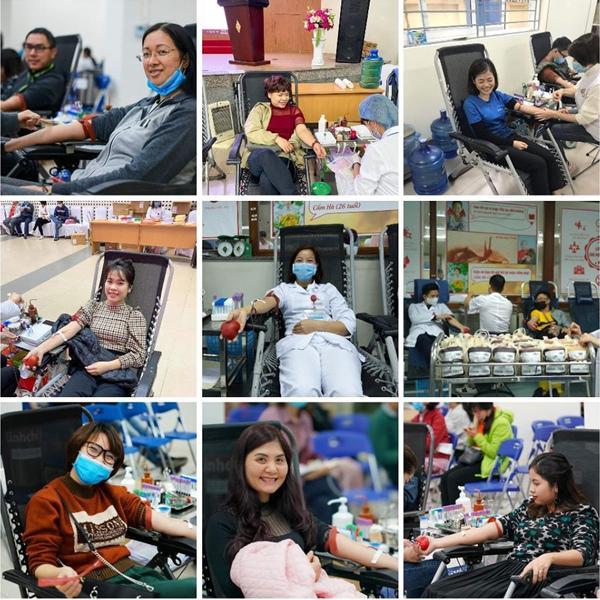 Hình ảnh đẹp, hàng nghìn người xếp hàng giải cứu thiếu máu Ảnh 8