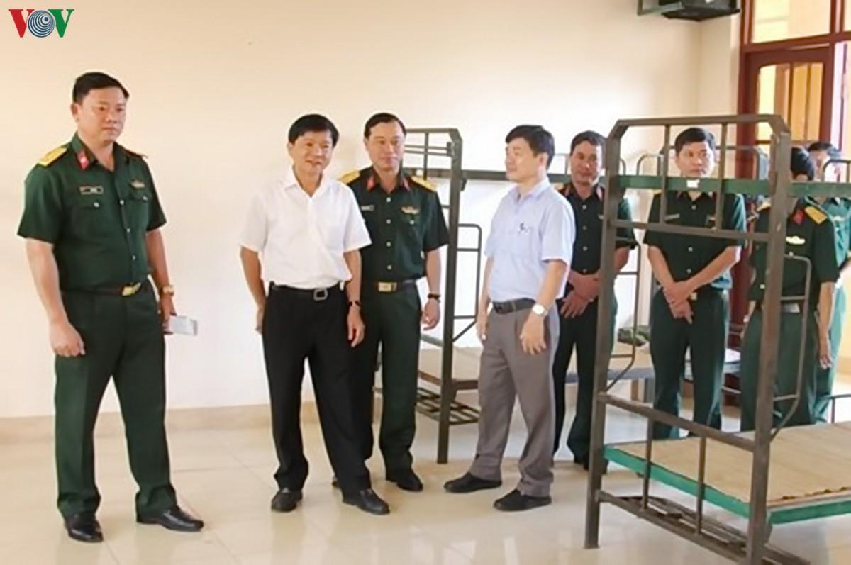 Quảng Ngãi theo dõi, cách ly 255 lao động nước ngoài Ảnh 1
