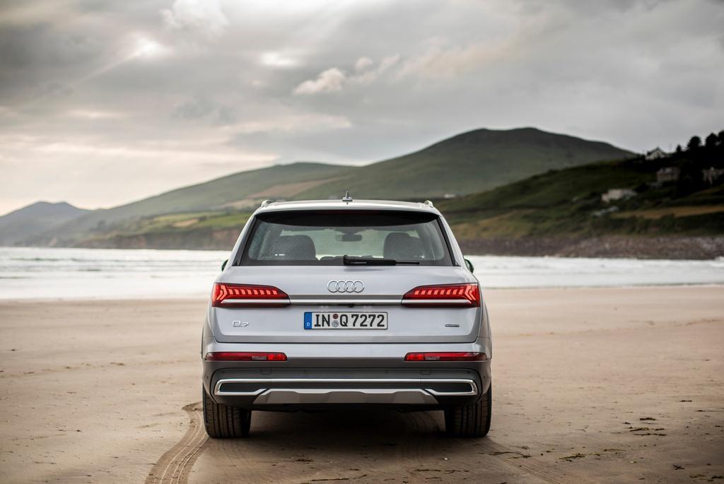 Audi Q7 2020 có thêm bản giá rẻ Ảnh 3