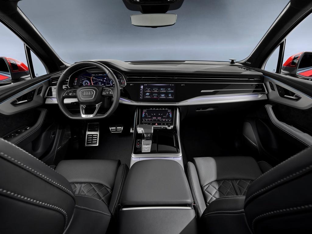 Audi Q7 2020 có thêm bản giá rẻ Ảnh 13