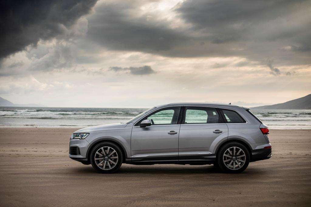 Audi Q7 2020 có thêm bản giá rẻ Ảnh 4