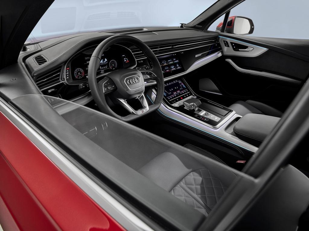 Audi Q7 2020 có thêm bản giá rẻ Ảnh 12