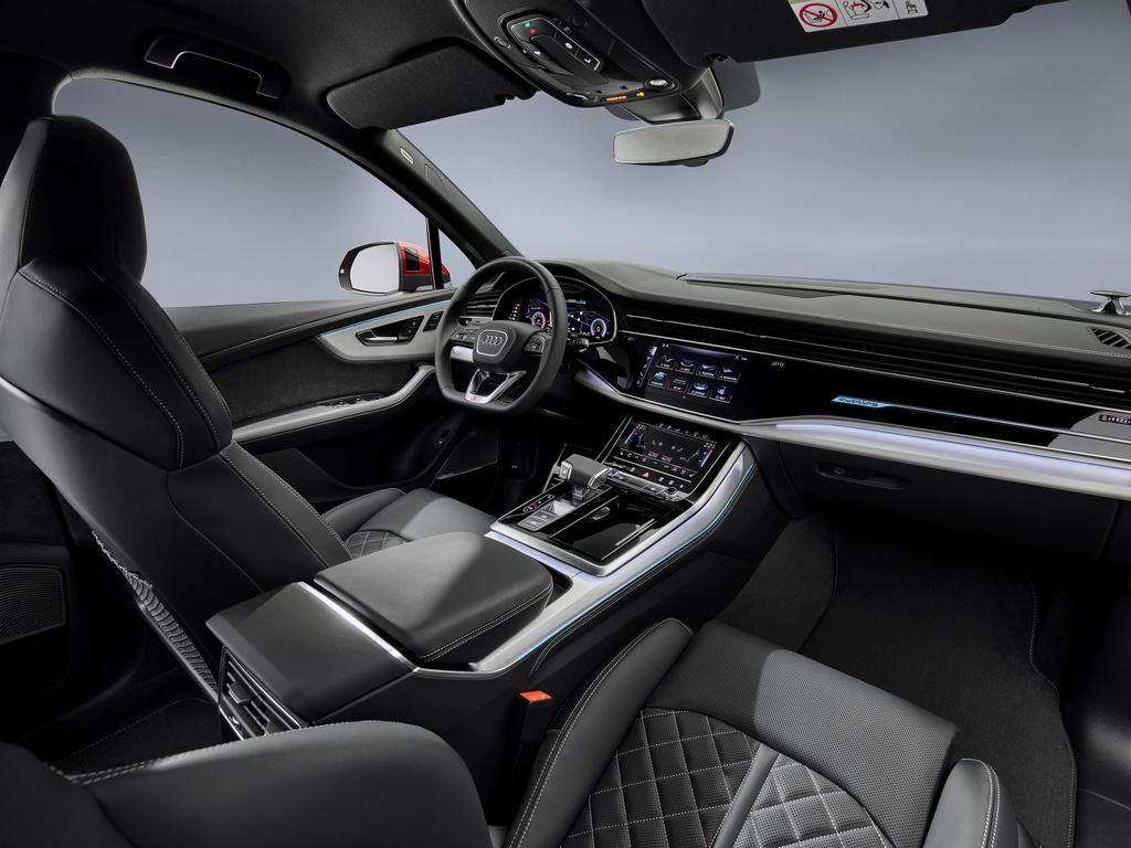 Audi Q7 2020 có thêm bản giá rẻ Ảnh 11