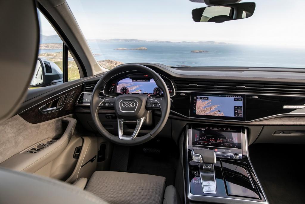 Audi Q7 2020 có thêm bản giá rẻ Ảnh 10