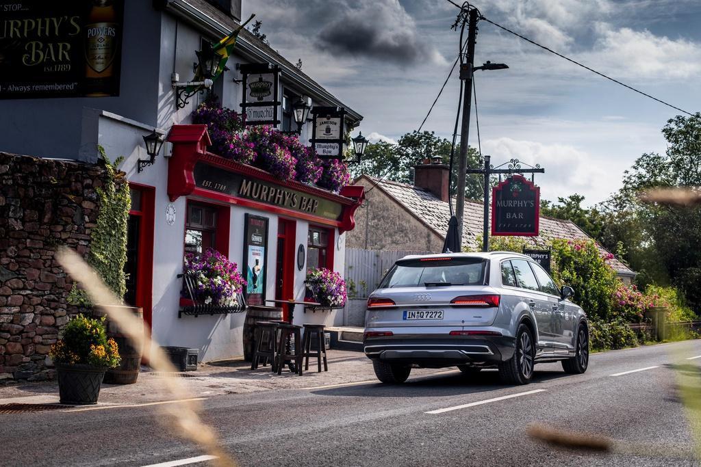 Audi Q7 2020 có thêm bản giá rẻ Ảnh 9