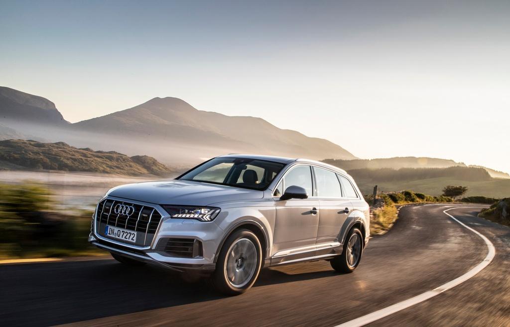 Audi Q7 2020 có thêm bản giá rẻ Ảnh 1