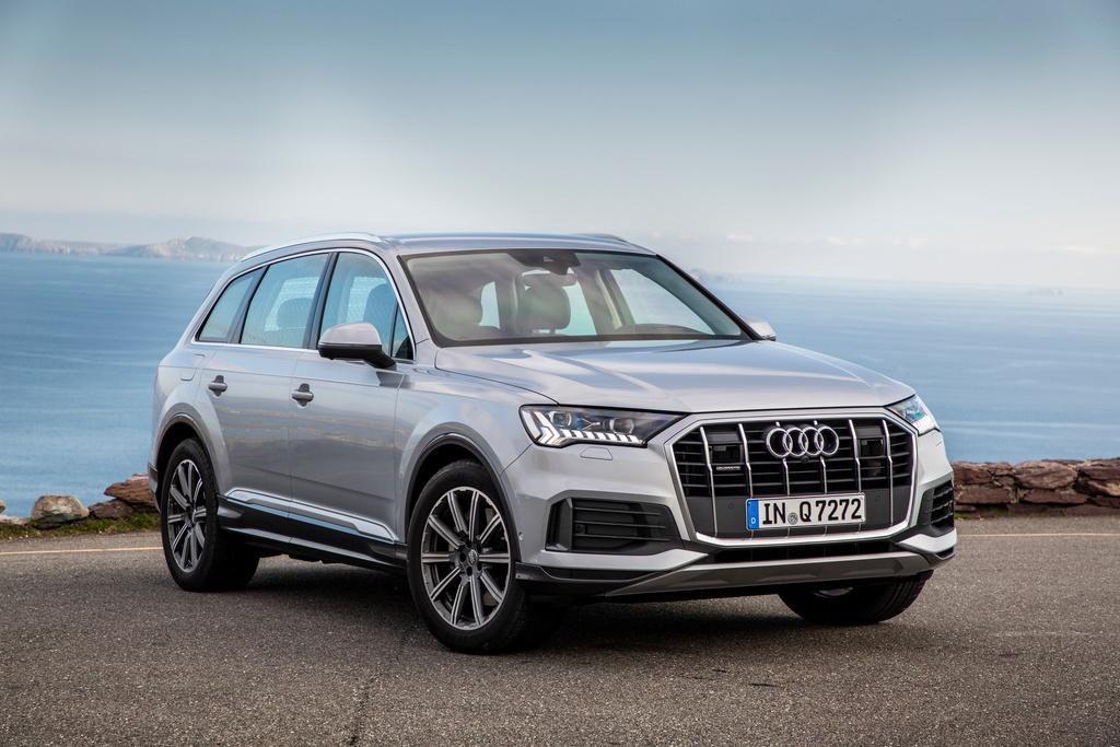 Audi Q7 2020 có thêm bản giá rẻ Ảnh 6