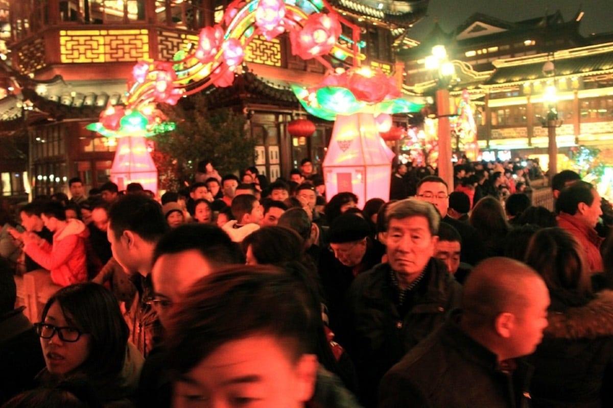 Thành phố Thượng Hải ' không bao giờ ngủ' bỗng thành 'thị trấn ma' giữa đại dịch virus corona Ảnh 6