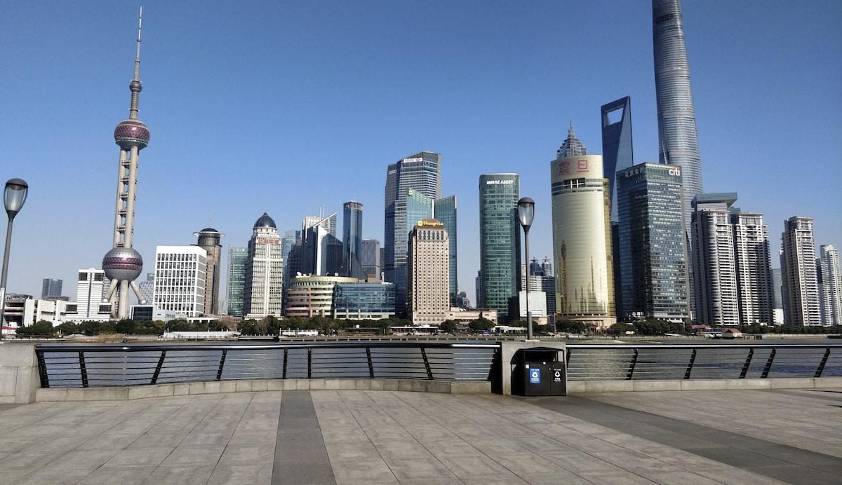 Thành phố Thượng Hải ' không bao giờ ngủ' bỗng thành 'thị trấn ma' giữa đại dịch virus corona Ảnh 23