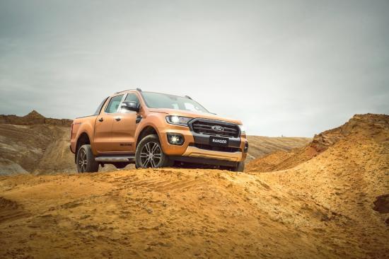 Ford Việt Nam giới thiệu Ranger phiên bản đặc biệt với giá 799 triệu đồng Ảnh 2