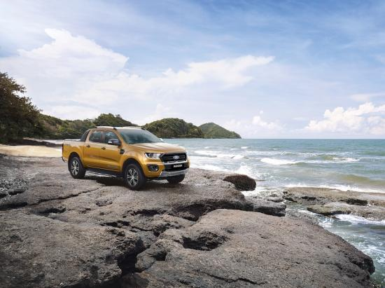 Ford Việt Nam giới thiệu Ranger phiên bản đặc biệt với giá 799 triệu đồng Ảnh 1