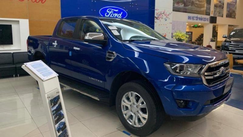 'Soi' Ford Ranger Limited dành riêng cho thị trường Việt Nam Ảnh 1