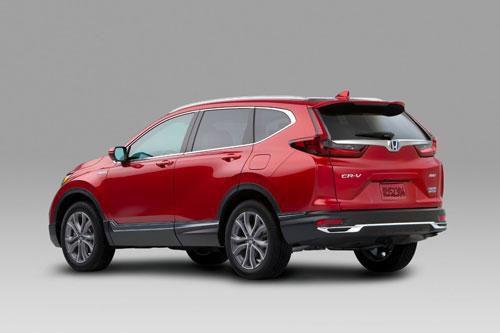 Top 10 xe hơi mới được mong chờ nhất năm 2020: Honda CR-V góp mặt Ảnh 4