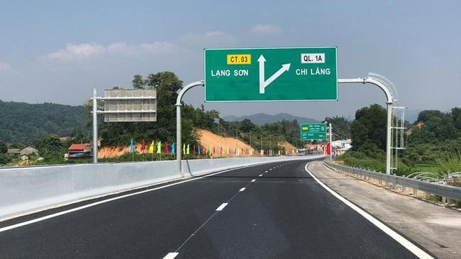 Bắt đầu thu phí Dự án BOT cao tốc Bắc Giang – Lạng Sơn từ ngày 18/2/2020 Ảnh 1