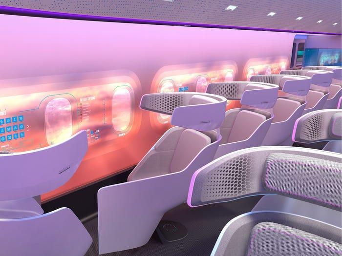 Chi tiết mẫu máy bay độc dị trong tương lai của Airbus Ảnh 5