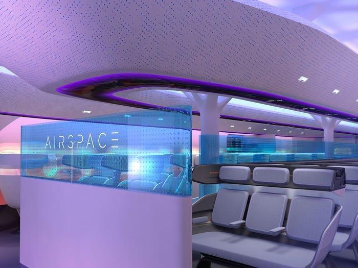 Chi tiết mẫu máy bay độc dị trong tương lai của Airbus Ảnh 8
