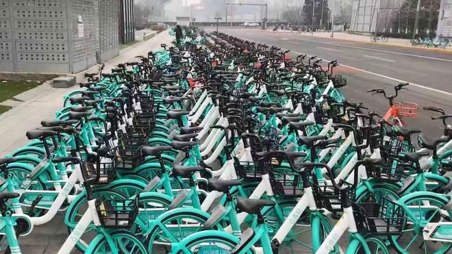 Đường phố trung tâm tài chính Bắc Kinh hoang lạnh vì dịch virus corona Ảnh 2