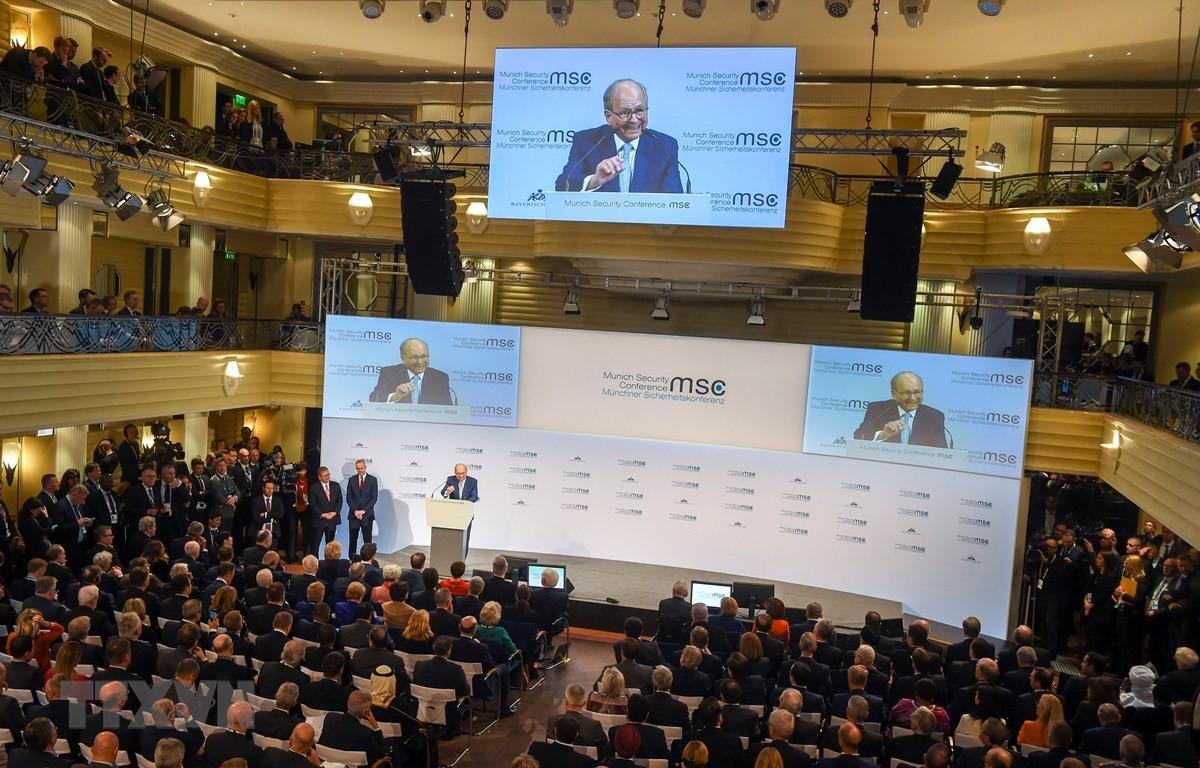 Hội nghị An ninh Munich: Tìm giải pháp cho các vấn đề nóng Ảnh 1