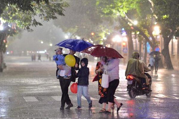 Dự báo thời tiết ngày 15/2, Hà Nội đón gió mùa đông bắc Ảnh 1