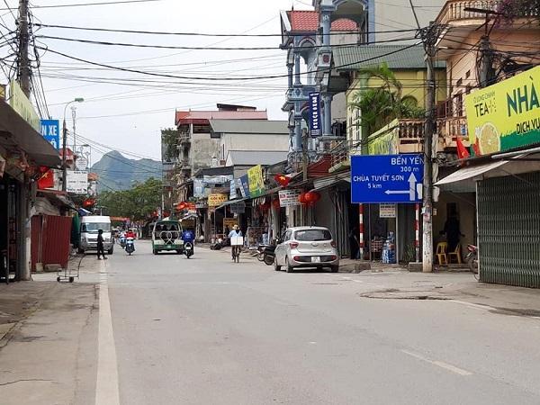 Lễ hội chùa Hương vắng vẻ bởi dịch Covid-19 Ảnh 4