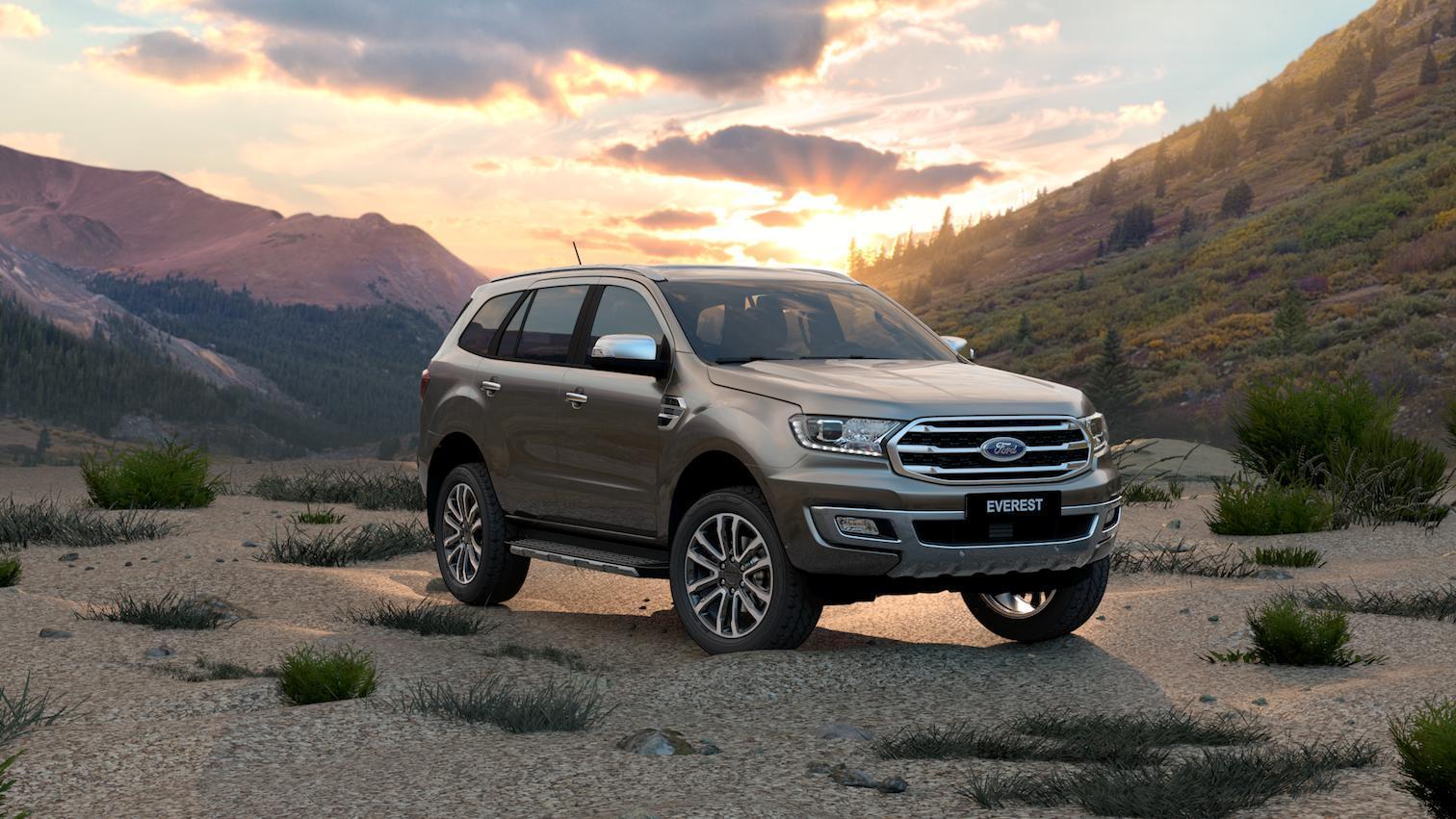 Ford Everest và Ranger 2020 tại Việt Nam thay đổi những gì? Ảnh 2