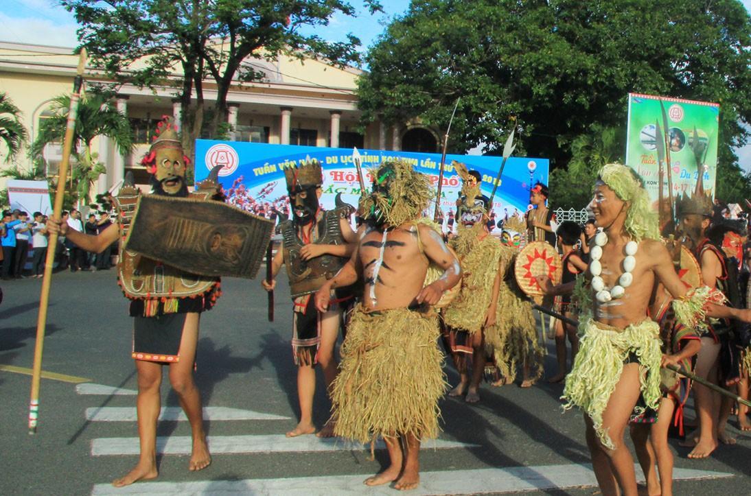 Kon Tum dừng tổ chức Tuần Văn hóa - Du lịch để phòng dịch Covid - 19 Ảnh 1