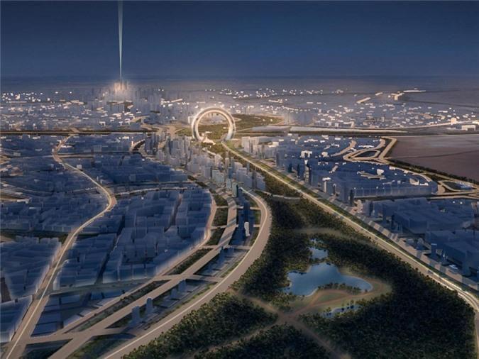 Ai Cập xây dựng thủ đô thông minh ở sa mạc Ảnh 2