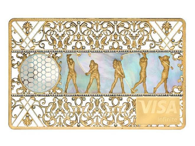 Thẻ tín dụng làm từ kim cương và vàng của giới siêu giàu Ảnh 6