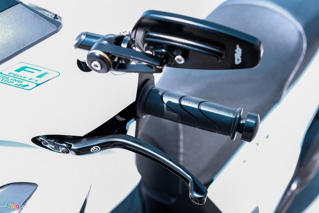 Honda SH 150i với gói độ 150 triệu đồng của biker TP.HCM Ảnh 5