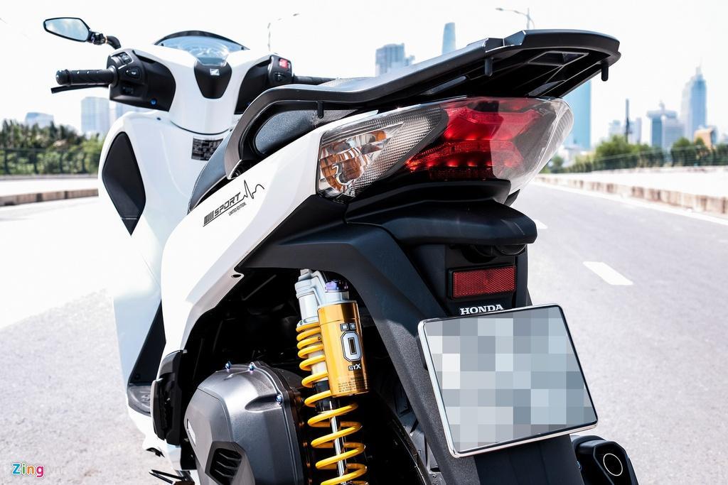 Honda SH 150i với gói độ 150 triệu đồng của biker TP.HCM Ảnh 12