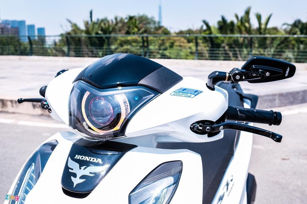 Honda SH 150i với gói độ 150 triệu đồng của biker TP.HCM Ảnh 4