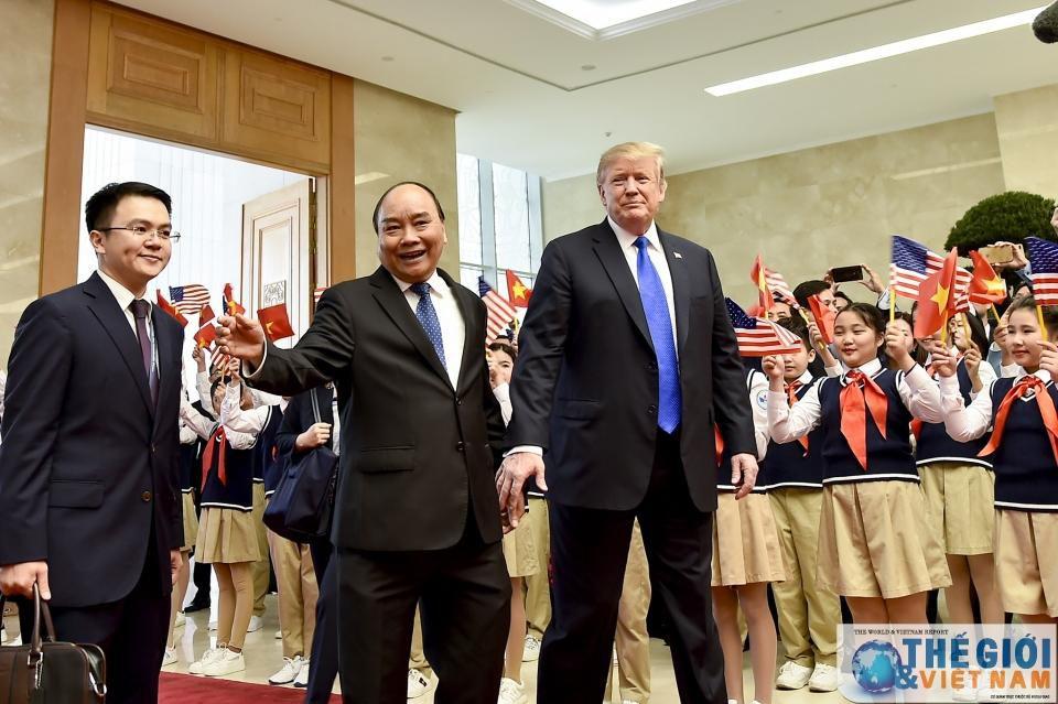 Bộ Ngoại giao lên tiếng trước việc Mỹ đưa Việt Nam khỏi danh sách nước đang phát triển Ảnh 1