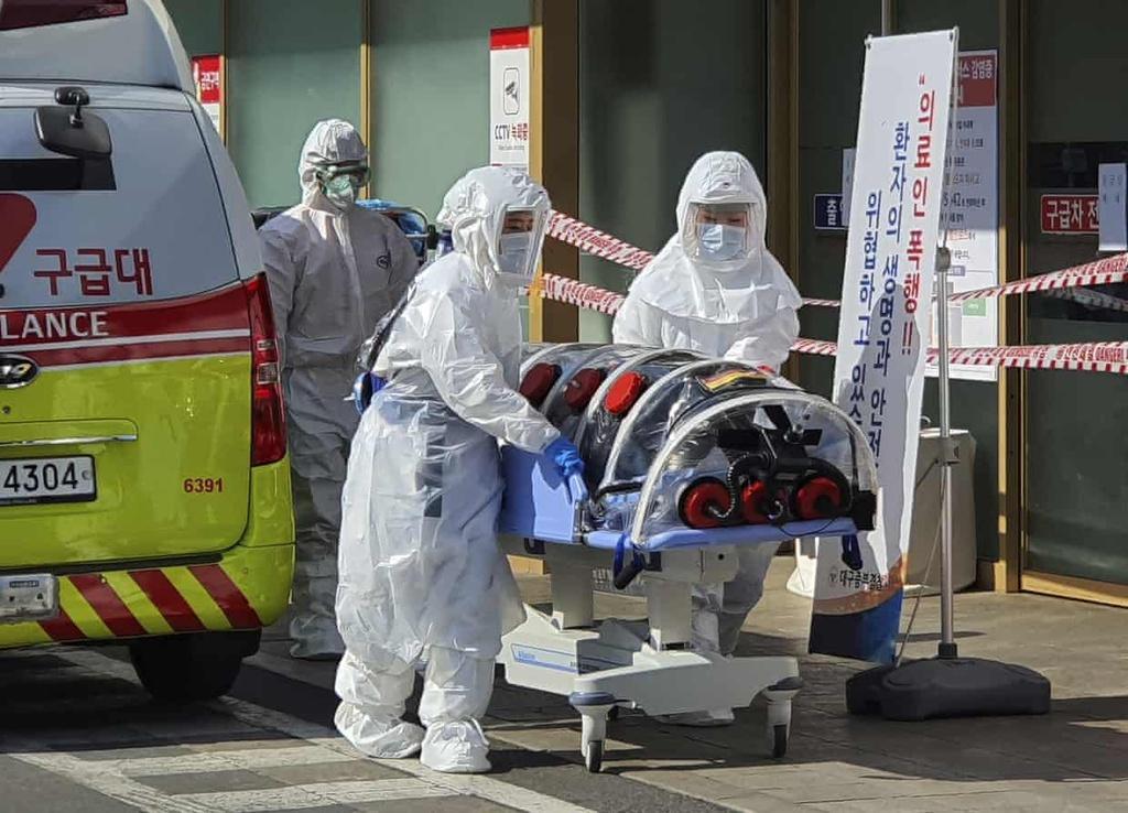 Thành phố 2,5 triệu dân ở Hàn Quốc vắng lặng giữa dịch cúm corona Ảnh 1