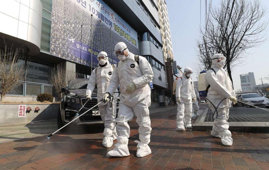 Thành phố 2,5 triệu dân ở Hàn Quốc vắng lặng giữa dịch cúm corona Ảnh 10