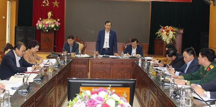Phó Bí thư Thành ủy Đào Đức Toàn: Tổ chức Đại hội Đảng, tập trung chỉ đạo những đơn vị nhiều khó khăn