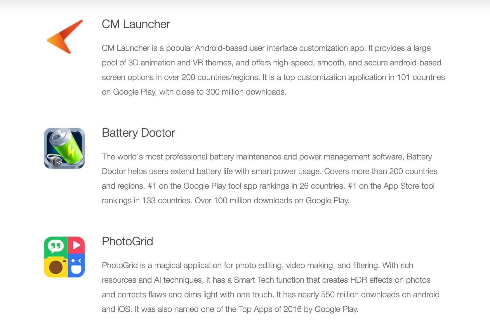 Danh sách ứng dụng Trung Quốc bạn nên gỡ bỏ ngay lập tức Ảnh 2