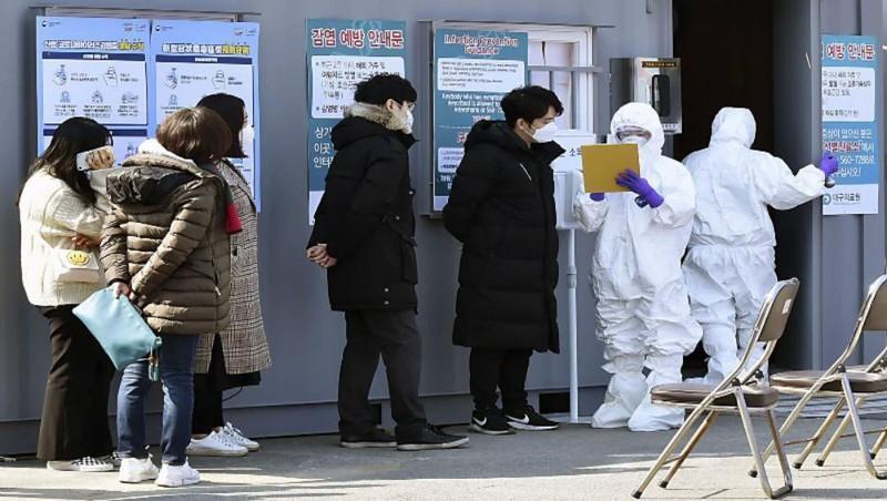 Tạo 'Bản đồ corona', sinh viên Hàn Quốc giúp theo dõi tình trạng dịch bệnh Covid-19 Ảnh 1