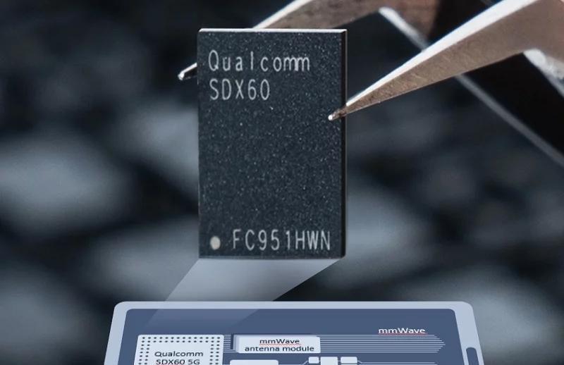 Snapdragon X60 ra mắt, tích hợp cả 2 băng tần mạng 5G Ảnh 1