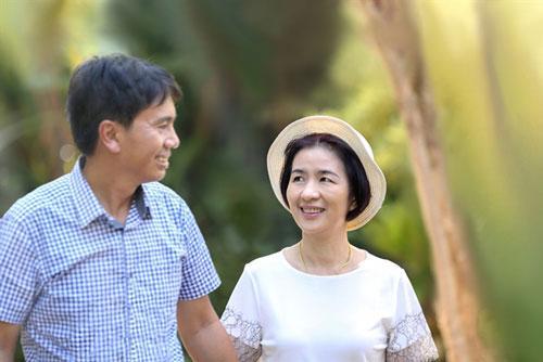 Nghĩ cho nhau để sống hết kiếp vợ chồng Ảnh 1